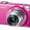 JX370 Pink Front Left Open Lens