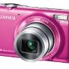 JX420 Pink Front Left Open Lens