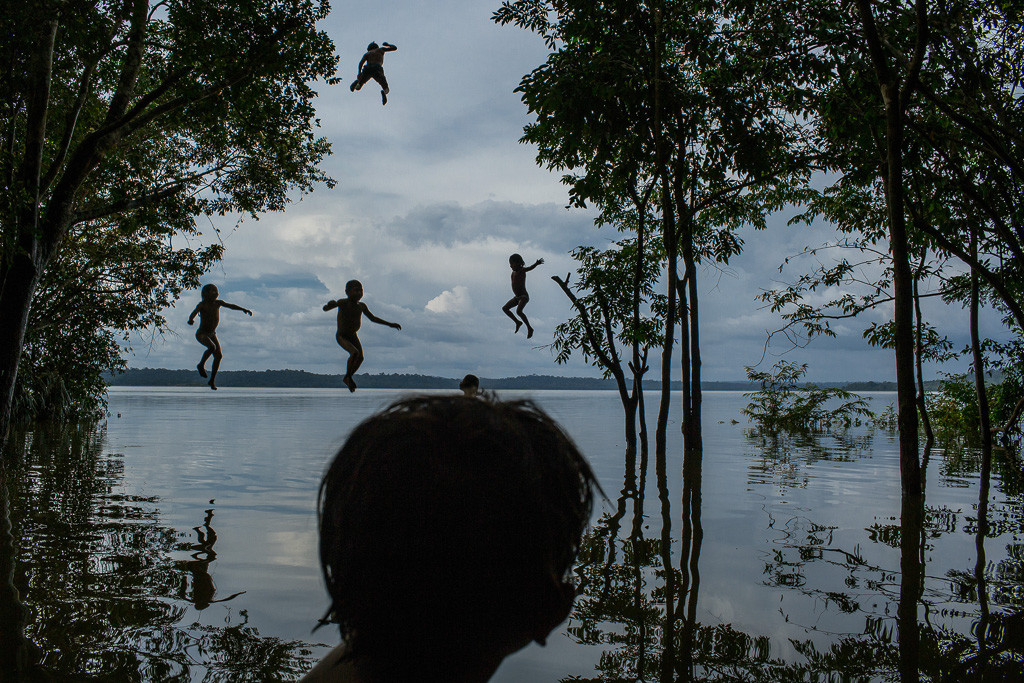 Daily Life, 2nd prize singles Mauricio Lima, Brazil, 2015, for The New York Times, Amazon's Munduruku Tribe