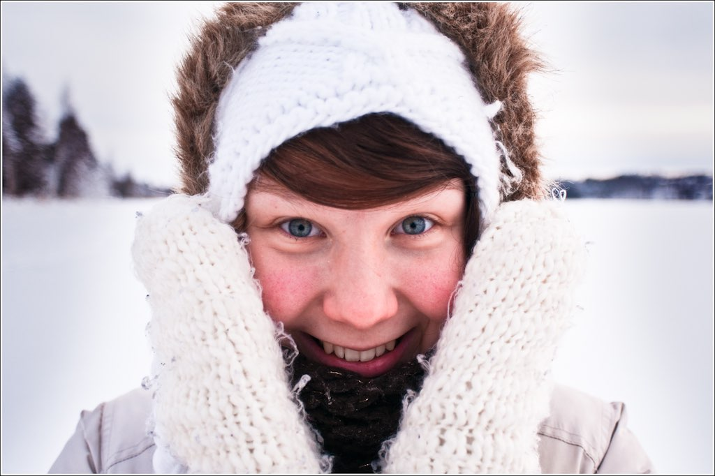 Proteger tu cámara y objetivos del frío