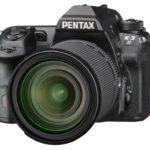 "Nueva Pentax K-3 II con ""Pixel Shift Resolution"""