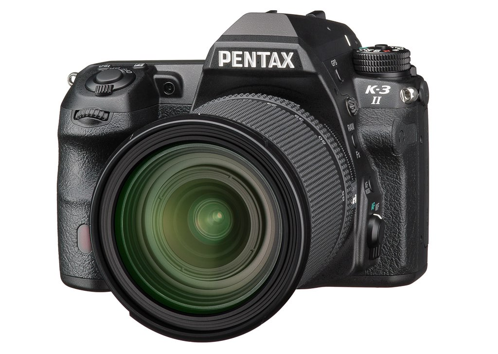 "Nueva Pentax K-3 II con ""Pixel Shift Resolution"""
