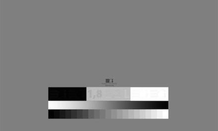 Comprobación visual de la calibración de un monitor