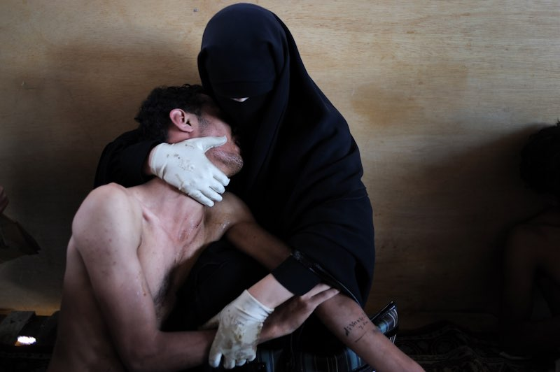 World Press Photo 2012 en Barcelona