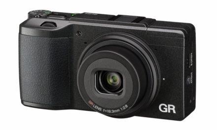 Nueva Ricoh GR II, ahora con Wi-Fi y NFC