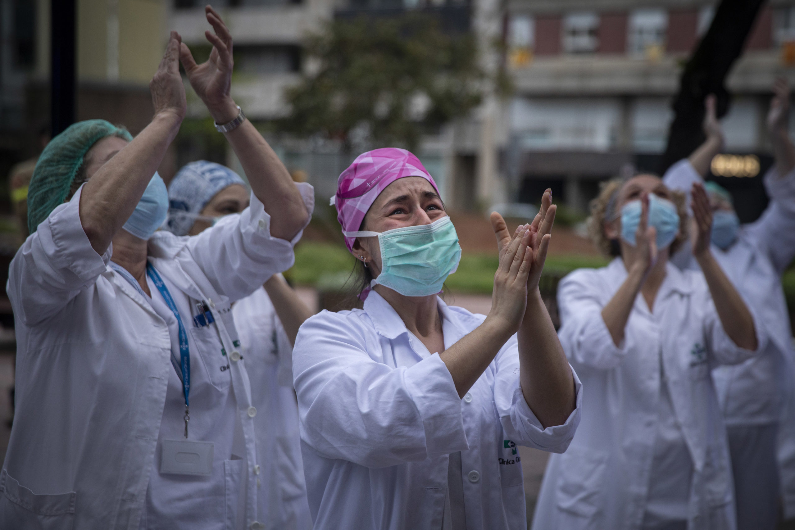 ARCHIVO COVID, la mayor plataforma fotográfica sobre la pandemia