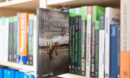 """""""Fotografía de aventura y en condiciones extremas"""", de Kris Ubach y Roberto Iván Cano"""