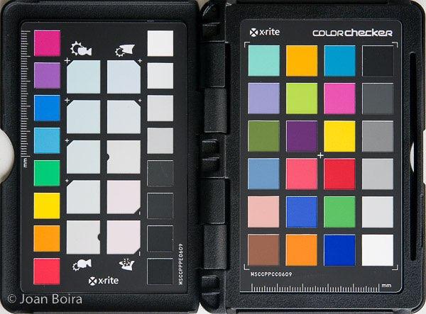 Creación de un perfil con la ColorChecker Passport de X-Rite