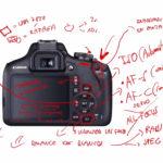 Para qué sirven estos 10 botones de tu cámara