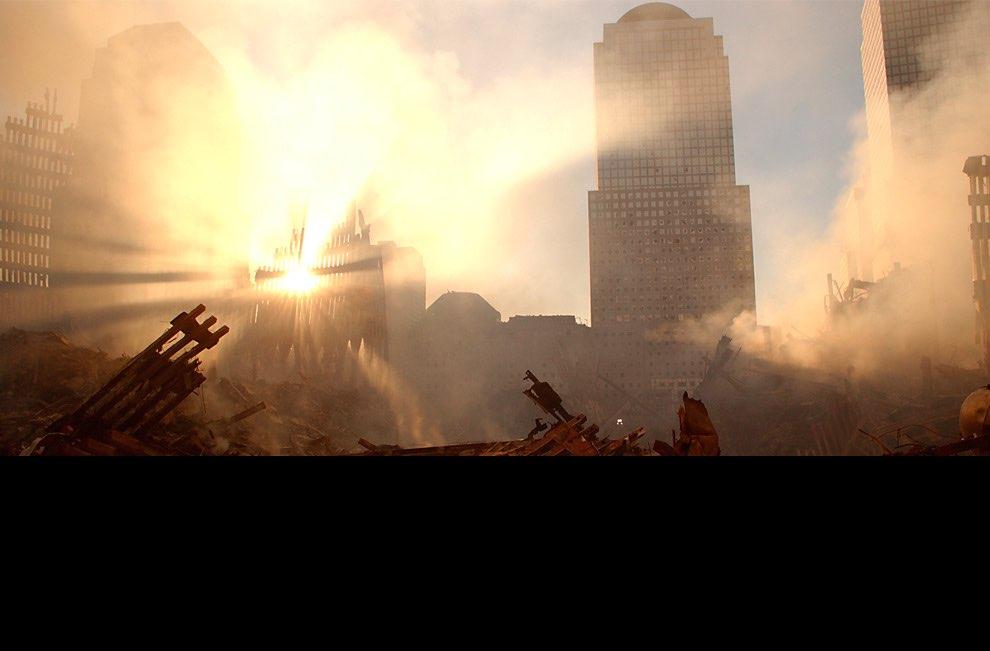 Fotos espectaculares: 11-S, 8º Aniversario.