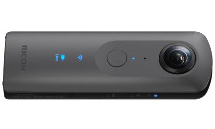 Ricoh Theta V, nuevo modelo de cámara 360º