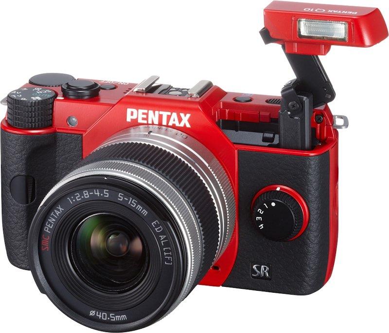 Novedades Pentax: Q10, K-5 II y K-5 IIs