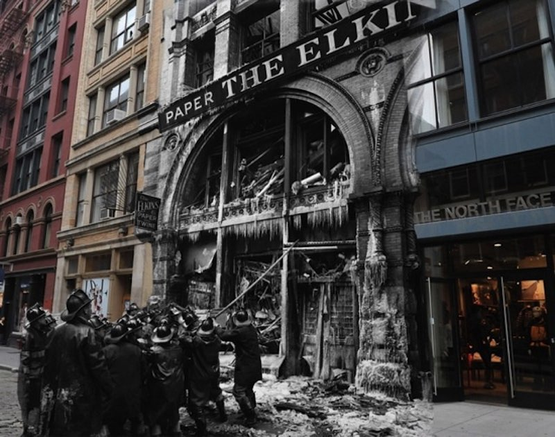 137 Wooster St. Manhattan, N.Y.