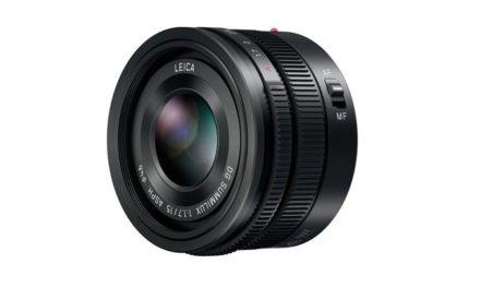 Panasonic presenta el nuevo LEICA DG SUMMILUX 15mm f/1.7 ASPH