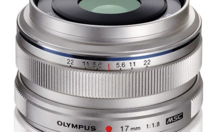 Nuevo objetivo Olympus muy luminoso: M. ZUIKO DIGITAL 17 mm 1:1.8