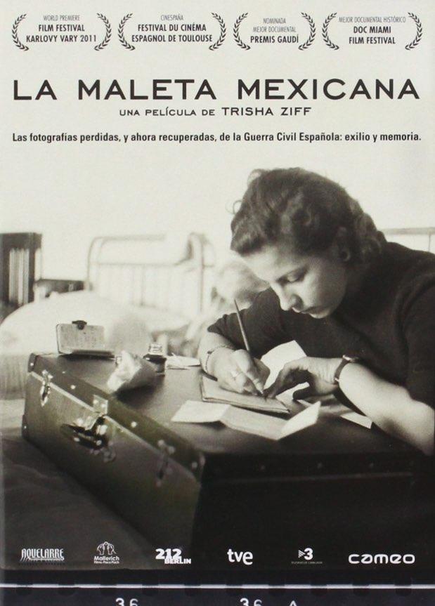 18. La maleta mexicana (The Mexican Suitcase) - 2011
