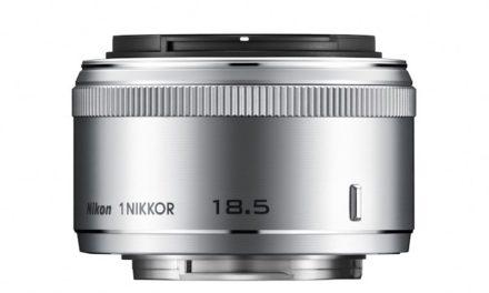 1 NIKKOR 18.5mm f/1.8, nuevo objetivo sistema Nikon 1