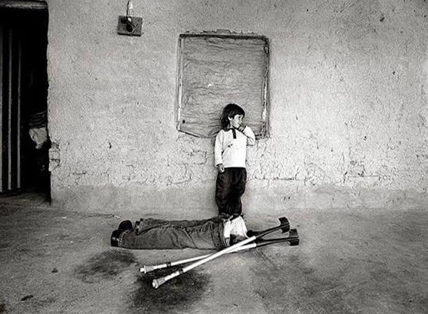 Gervasio Sánchez gana el Premio Nacional de Fotografía
