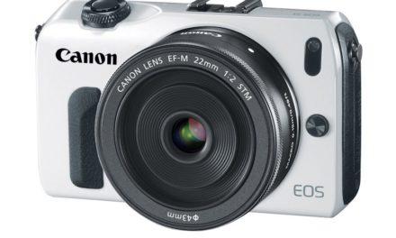 Canon EOS-M, la primera cámara sin espejo de Canon