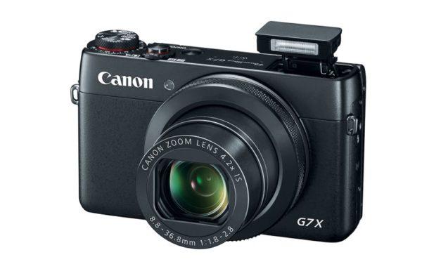 Canon PowerShot G7 X, una compacta de altas prestaciones