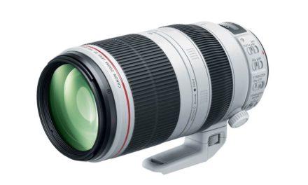 Nuevo Canon EF 100-400 mm f/4,5-5,6L IS II USM