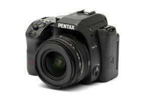 Pentax K con sensor APS-C que se mostró el pasado CES