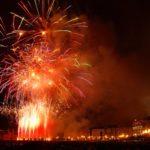 Consejos para fotografiar fuegos artificiales