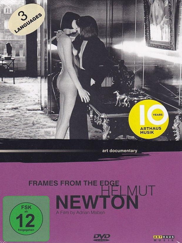 21. Helmut Newton, Frames from the Edge - 2009