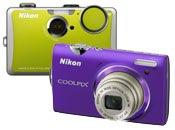 Nuevas cámaras Nikon Coolpix S1000pj y S5100