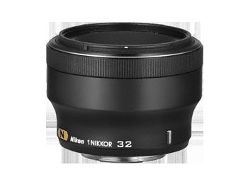 Nikon presenta el nuevo objetivo 1 NIKKOR 32mm f/1.2