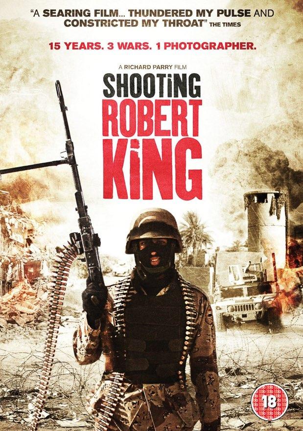 29. Shooting Robert King - 2008
