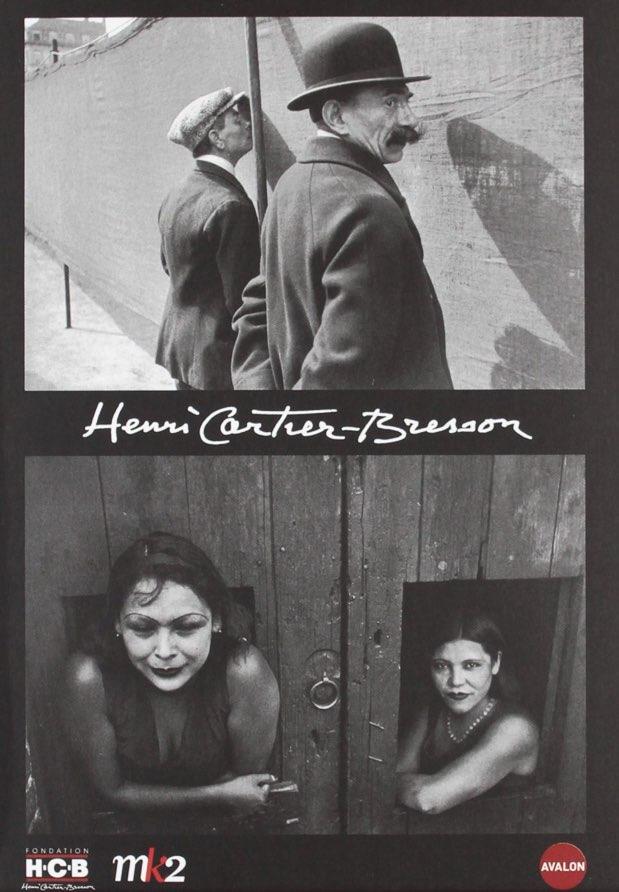 33. Henri Cartier-Bresson - 2007