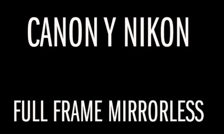 ¿Tendremos Canon y Nikon Full Frame Mirrorless?