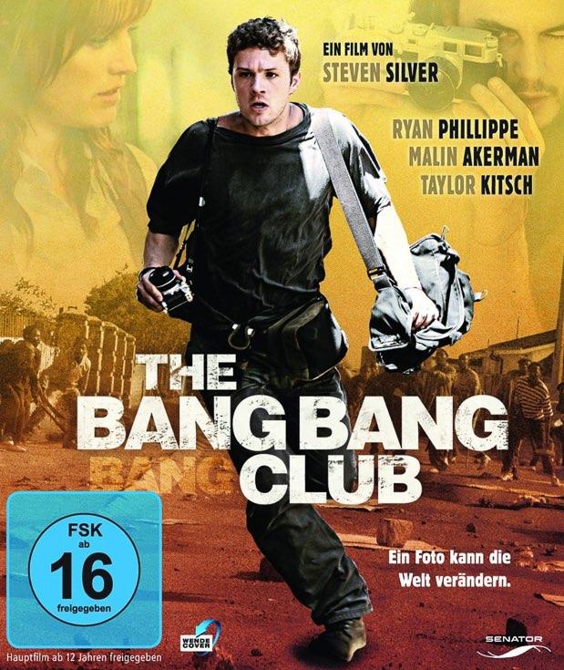 37. The Bang Bang Club - 2011