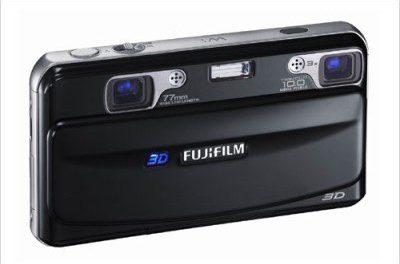 Nuevo firmware versión 2.00 de la FUJIFILM FinePix REAL 3D W1