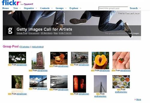La Colección Flickr de Getty Images anuncia una convocatoria para artistas