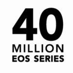 Canon celebra la fabricación de 40 millones de cámaras réflex EOS