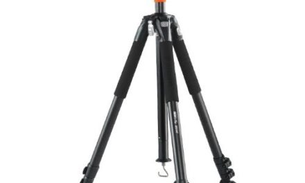 Trípode para vídeo Vanguard Abeo Plus 323 AV con rótula PH123