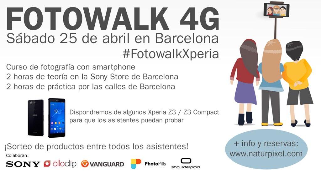 Fotowalk 4G #FotowalkXperia