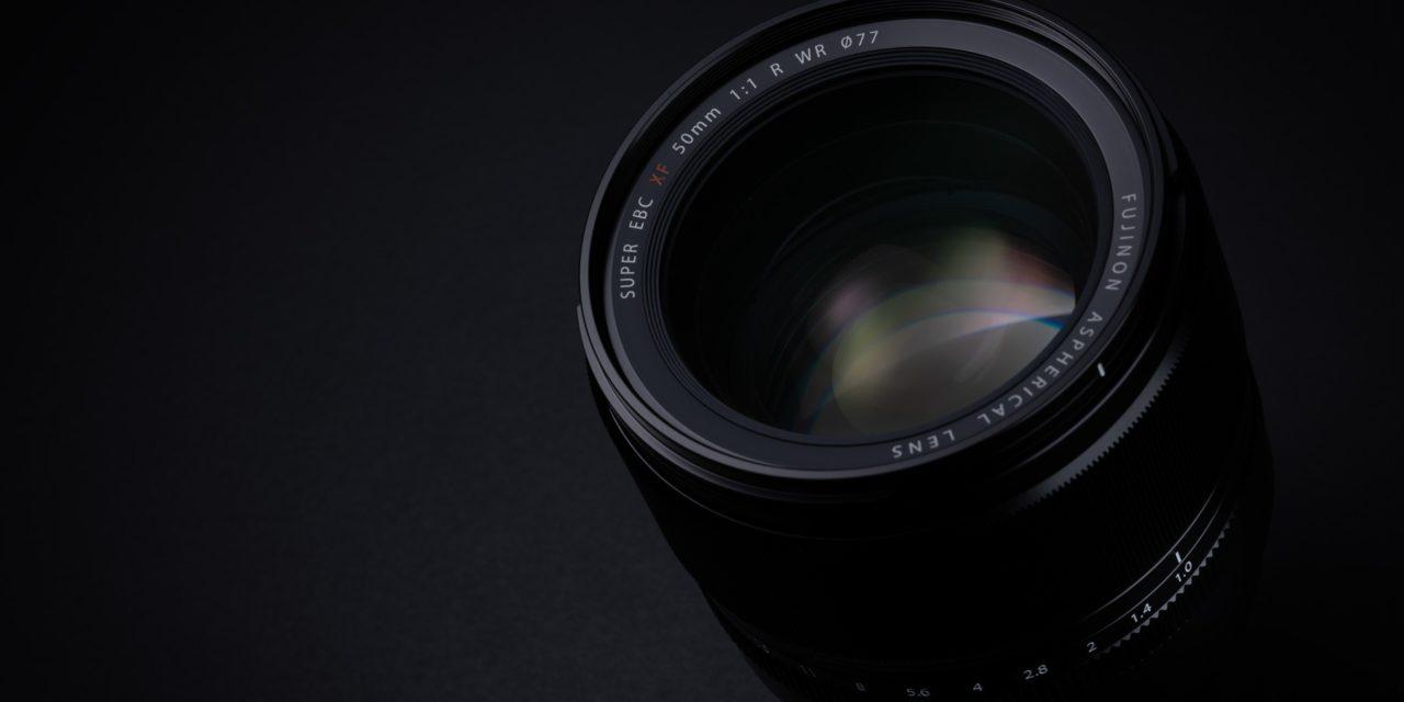 Fujifilm 50mm ƒ/1,0, el primer objetivo ƒ/1,0 con AF del mundo