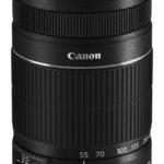 Canon presenta el nuevo teleobjetivo EF-S 55-250 mm f/4-5,6 IS II
