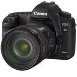 Llega el firmware 2.0.3 de Canon EOS 5D Mark II