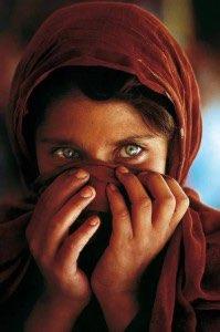 La posible portada de Junio de 1985 ©Steve McCurry
