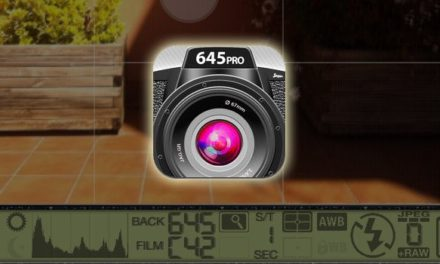 """645 Pro. Opinión y review de la aplicación que guarda """"RAW"""" del iPhone"""
