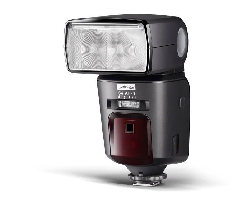 Nuevo flash Metz 64 AF-1 digital (para Canon y Nikon)