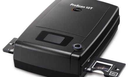 Nuevo escáner Reflecta ProScan 10T