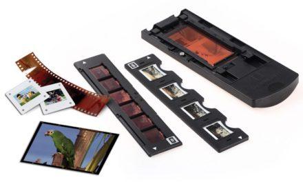 Escáner Reflecta Multiformato MF5000
