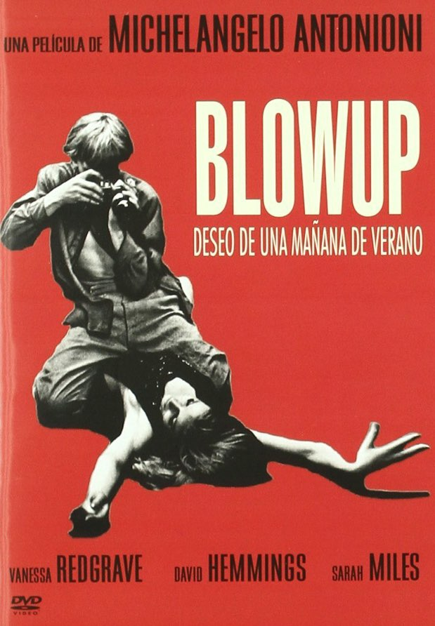 7. Blow-Up - 1966