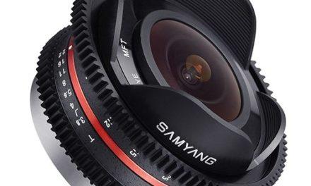 Samyang anuncia cinco nuevos objetivos: dos para fotografía y tres para cine