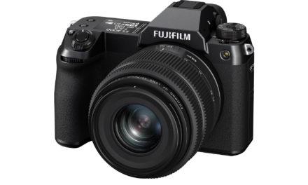 Nueva Fujifilm GFX50S II, gran formato de 50 Mp en un cuerpo compacto, ligero y estabilizado